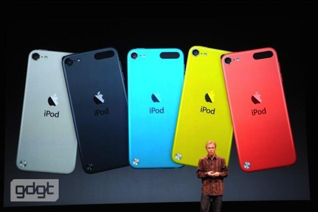 Apple iOS iPod Touch