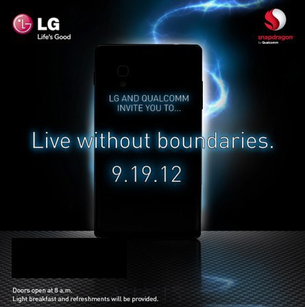 event LG qualcomm Smartphones