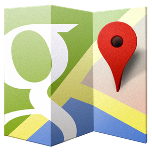 Apple Google iOS karten Maps navigation