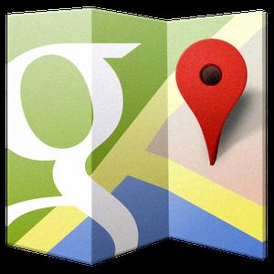 Apple Google iOS karten Maps navigation