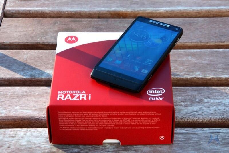 base deal Motorola razr i