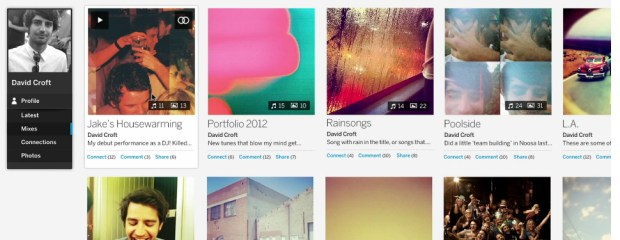 beta launch mySpace redesign social Video