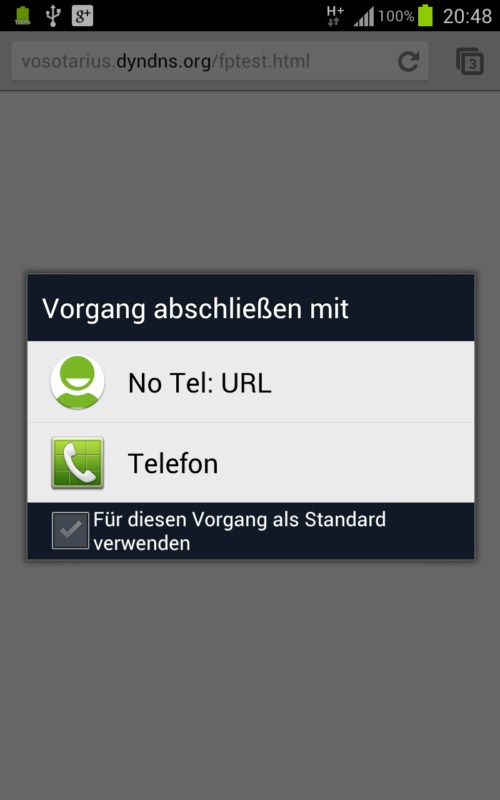 Android fail hack Samsung Sicherheit URL