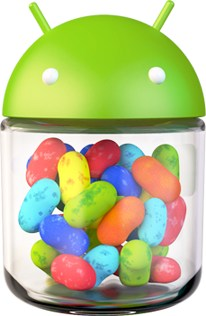 Android Firmware Jelly Bean Update