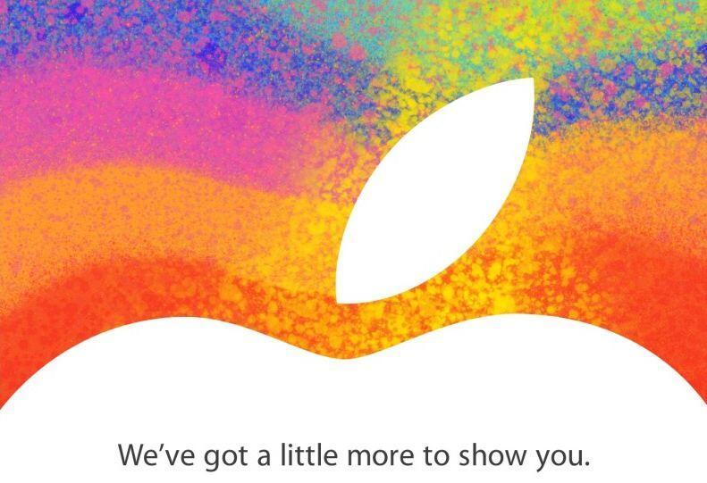 Apple iOS iPad keynote Live Mini