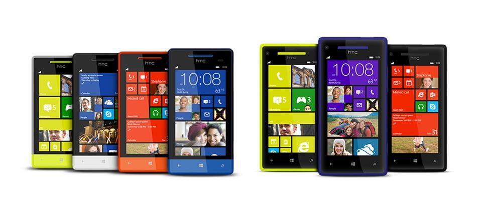 8S 8X deutschland HTC vorbestellen Windows Phone