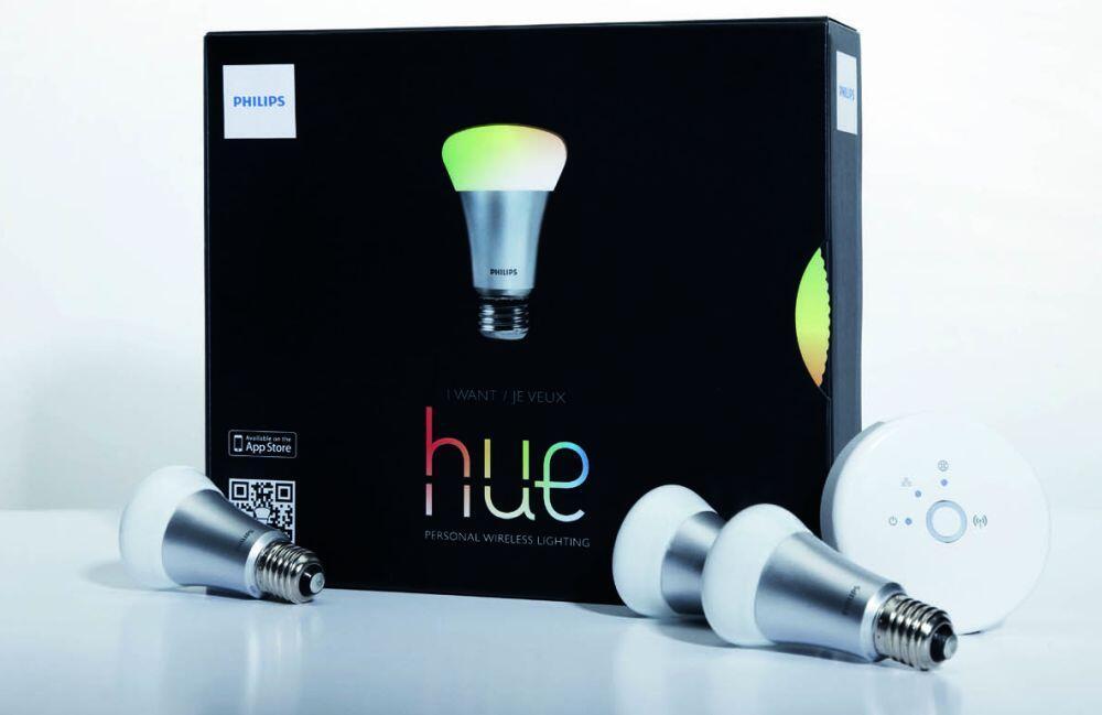 Apple HomeKit hue iOS Philips smart home