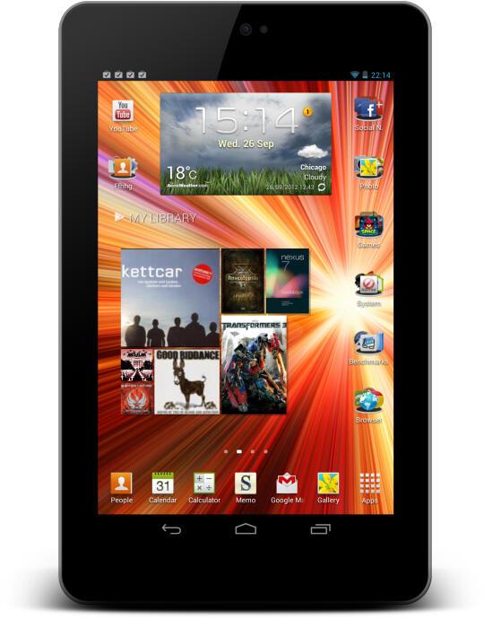 Android CustomRom nexus 7 Samsung touchwiz