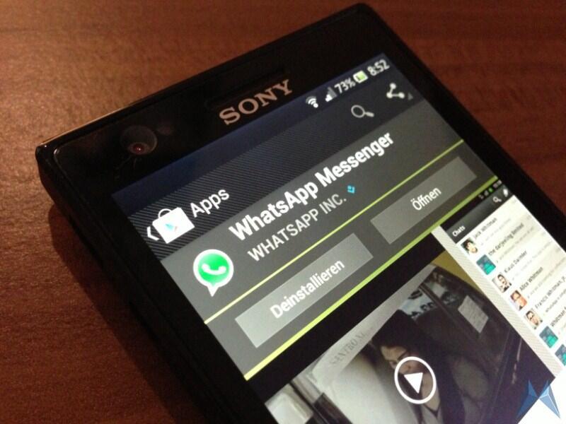 Gerücht Google instant messaging Messaging Nachrichten übernahme whatsapp
