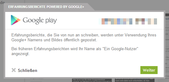 Android Apps bewertungen Google google play play rating