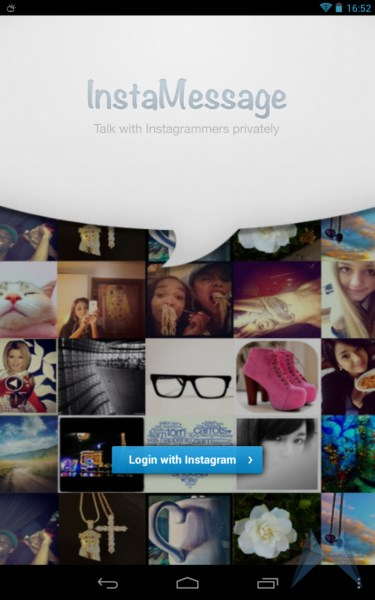 Android Apple instagram iOS Messenger