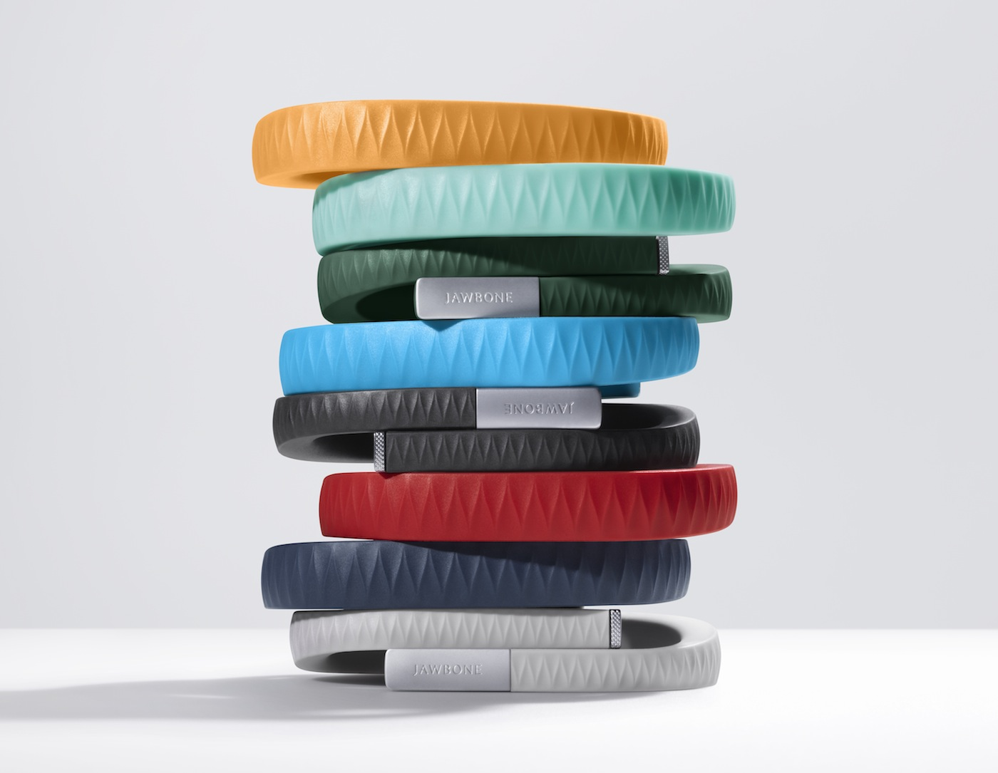 Android armband fitness iOS jawbone up