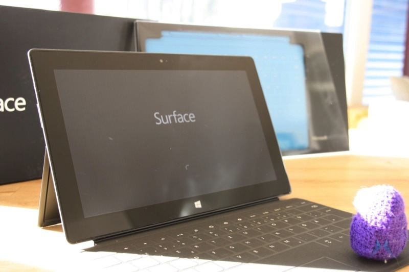 Apple iPad microsoft surface