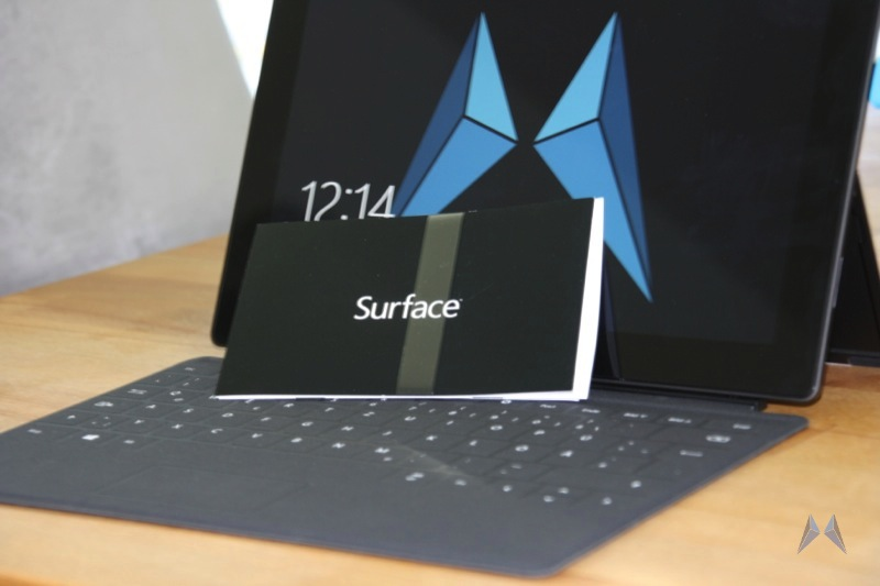 aktion deal surface tablet Windows