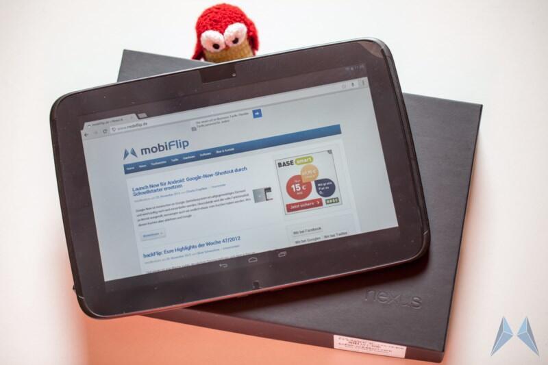Android ausverkauf Google Nexus 10 Tablets
