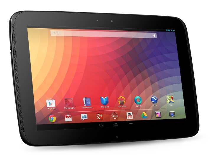 Android Google nexus Nexus 10