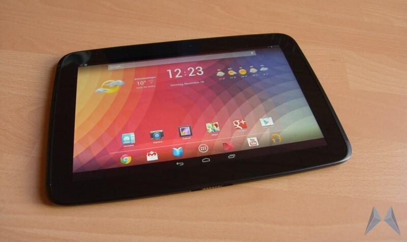 gastbeitrag Google nexus Nexus 10 review Samsung test