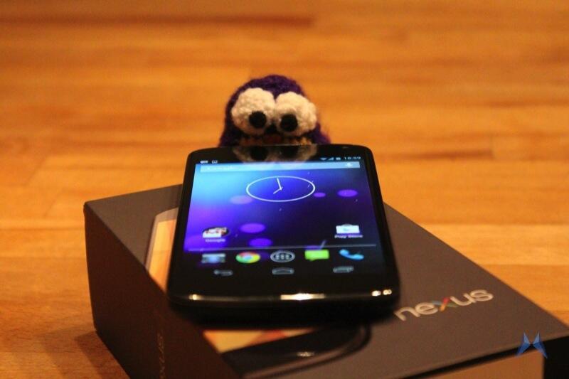 Android eindruck Google LG nexus nexus 4 review Testbericht