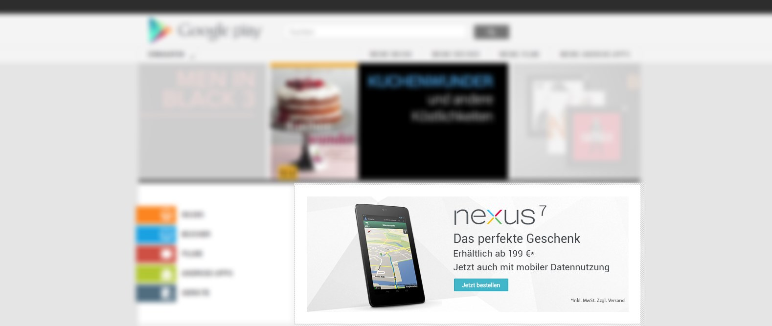 Android Asus Google LG Nexus 10 nexus 4 nexus 7 phone play Samsung tablet