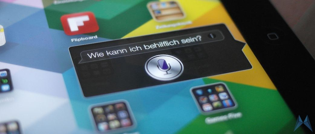 Apple Daten iOS iPad iphone siri