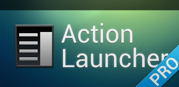 Action Launcher Android app Google homescreen launcher