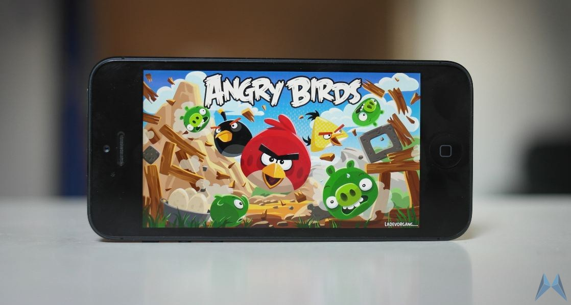 Angry Birds london rovio Spiele