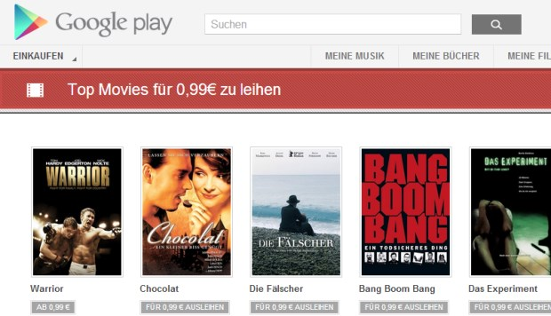 aktiond Android deal filme movies play