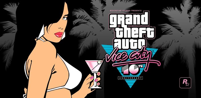 Android grand theft auto gta play rockstar games vice city