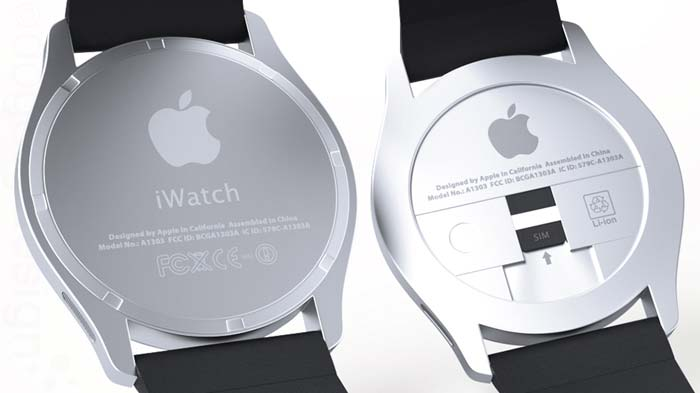 Apple iOS smart watch Uhr