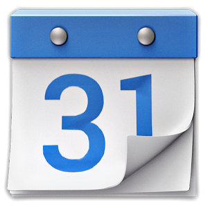 Android app Google Kalender Update