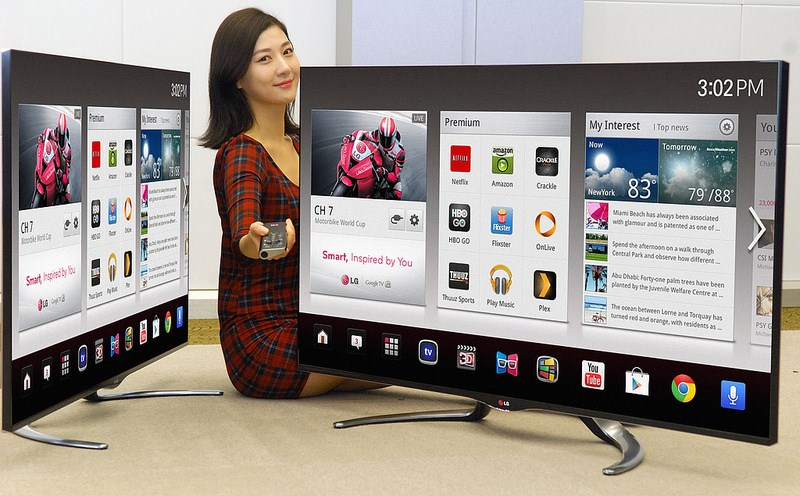 Android Google LG TV