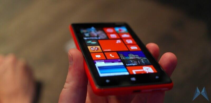 Lumia lumia 820 Nokia review test Windows Phone