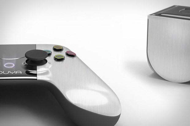 aff Android konsole Ouya