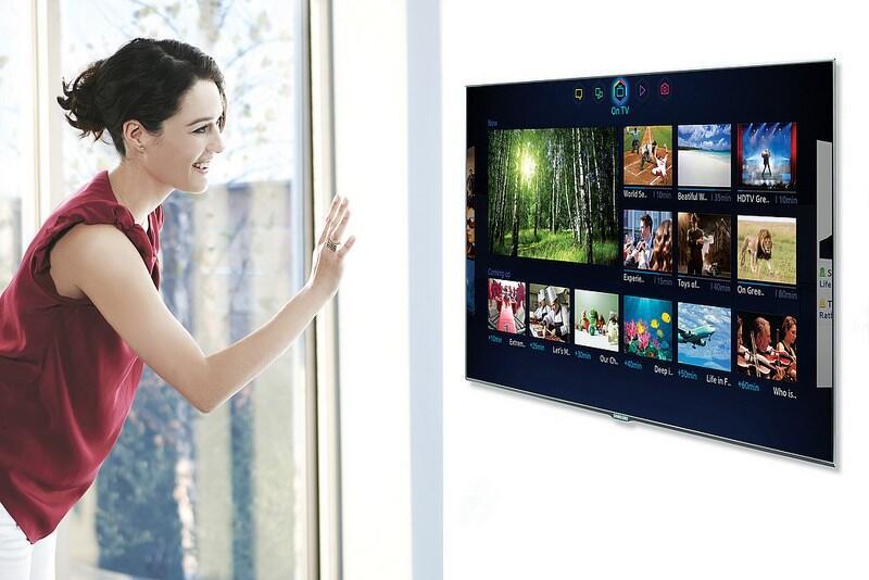 hub Samsung smart hub smart tv TV