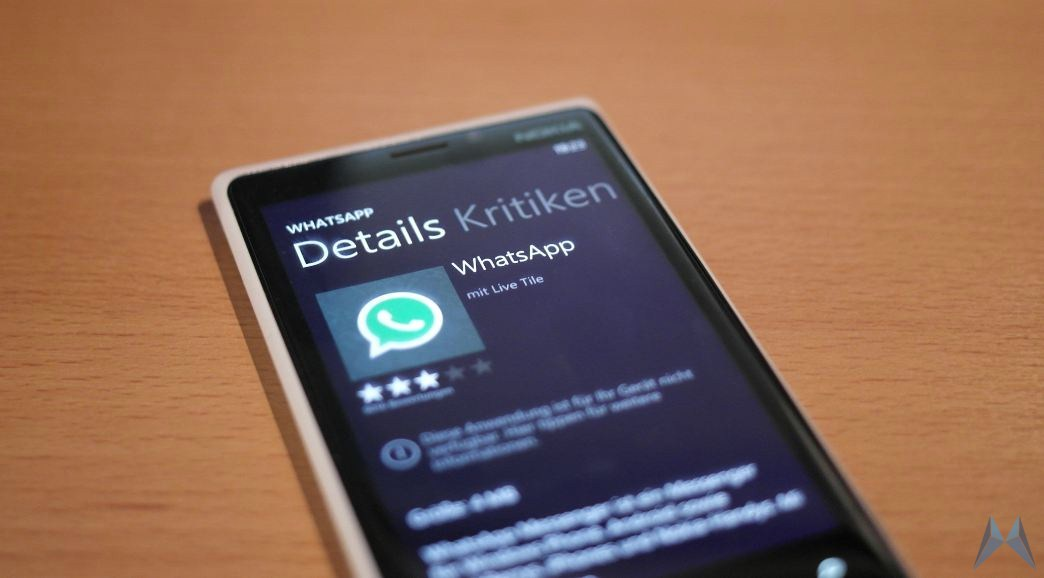 multitasking Update whatsapp Windows Phone