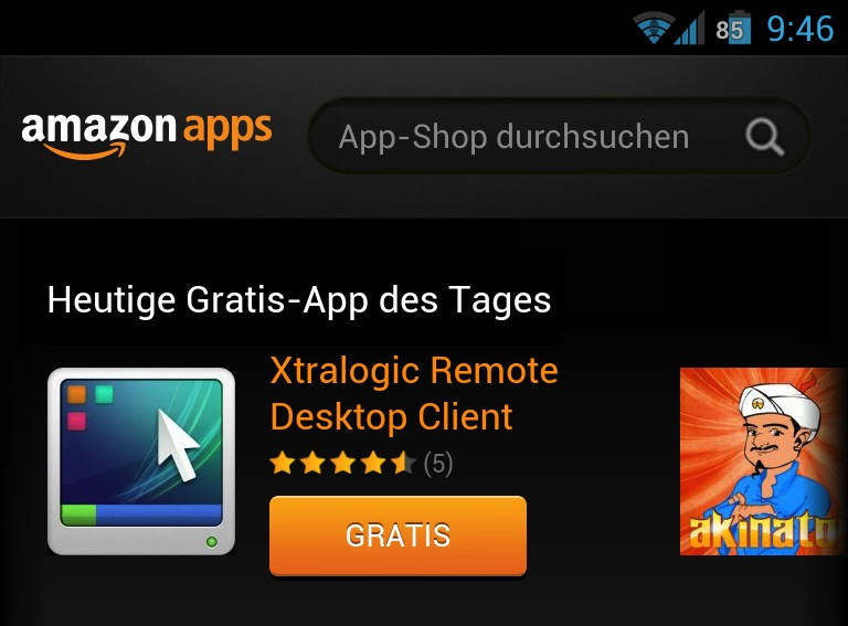 amazon Android angebot appstore deal Gratis-App des Tages Schnäppchen