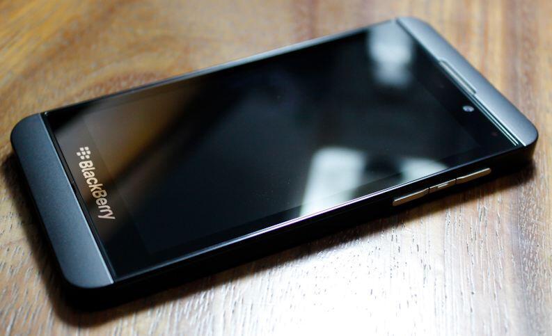 BlackBerry-Apps rim Testbericht z10