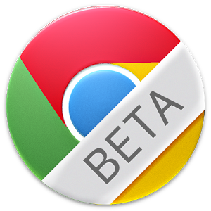 Android beta Browser chrome