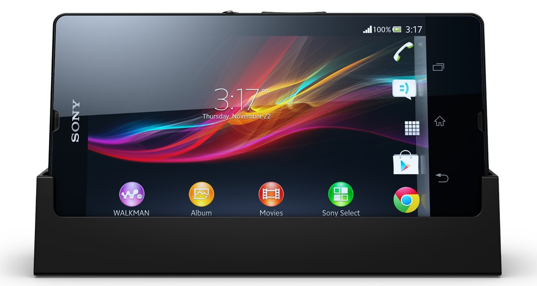 Android CES 2013 Sony Xperia xperia z z
