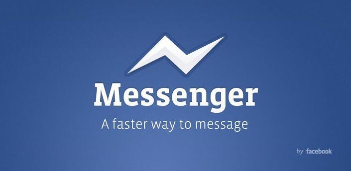 Android facebook Messenger sticker