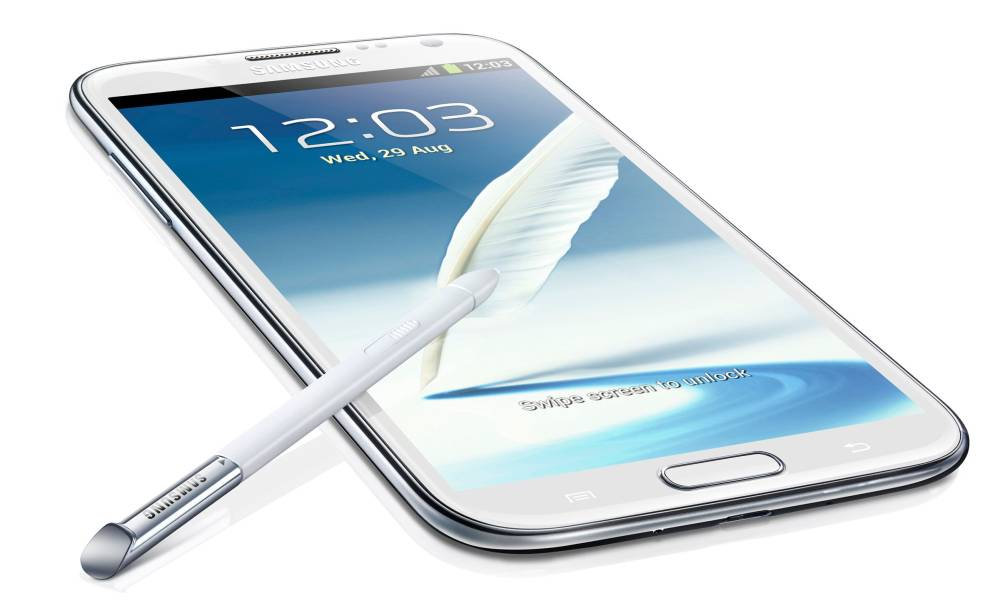 Android Firmware Galaxy Note II lollipop Samsung Update