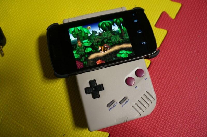 android mod emu fun Game gameboy Spiel