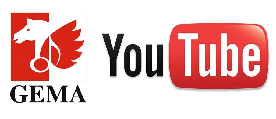 deutschland einigung GEMA gesperrt Video YouTube