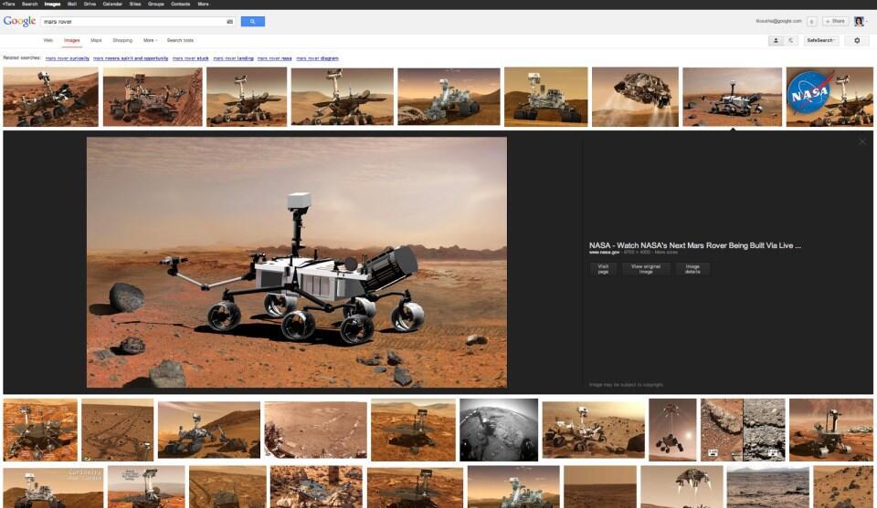 bilder Google Update