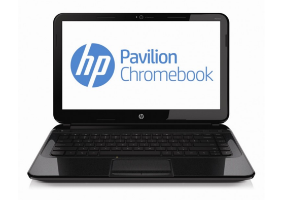 chromebook Google HP