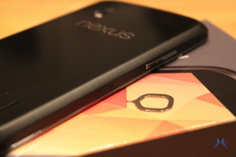 Android LG nexus 4 produktion
