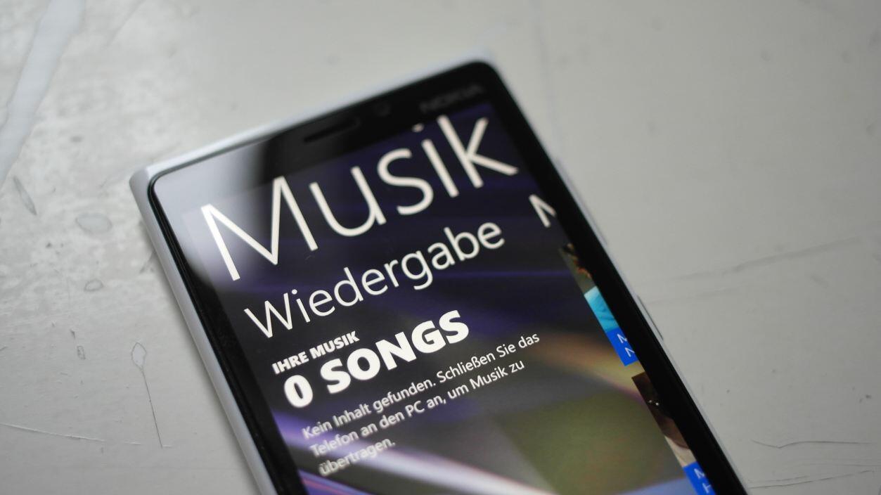 Musik Nokia preise Windows Phone