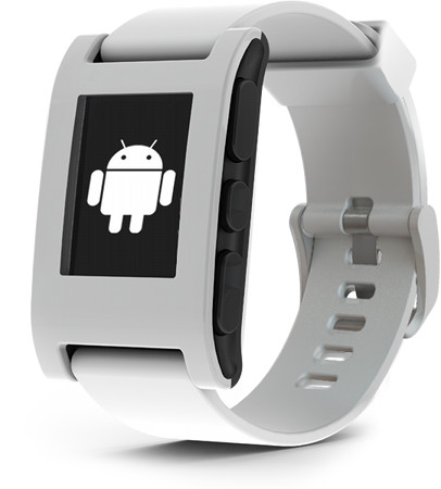 Android Google smart watch Uhr
