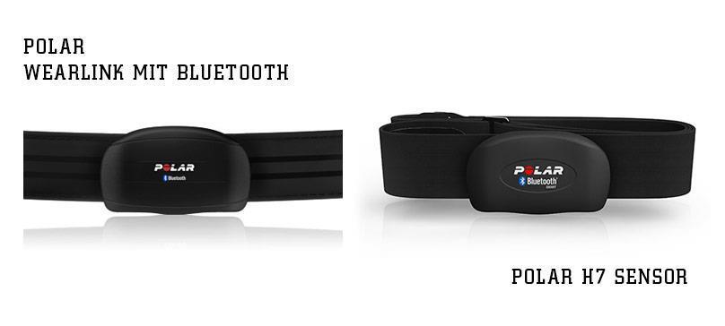 Android Bluetooth polar