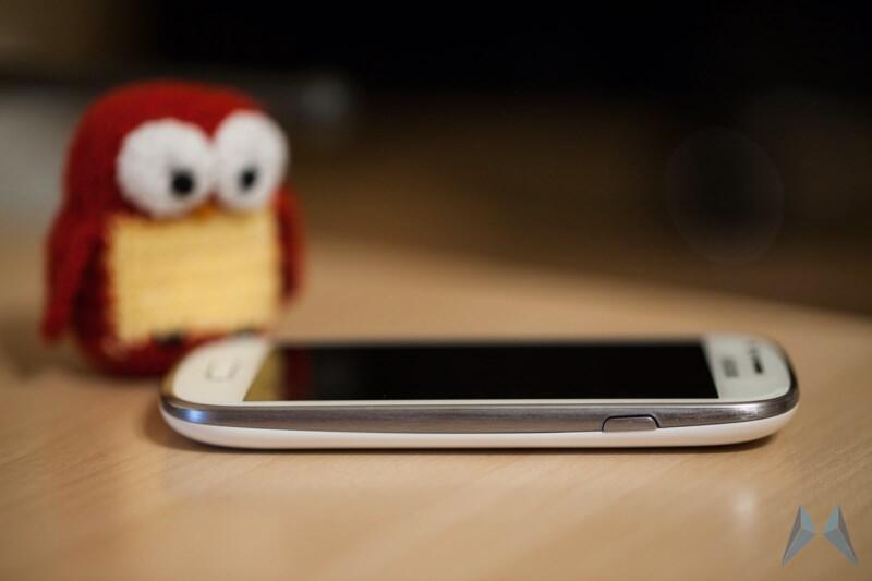 Android erster eindruck galaxy s3 galaxy s3 mini Samsung weiß